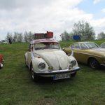 Käfer mit Dachgepäckträger