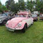 Rosa VW Käfer