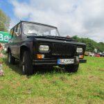 Geländewagen Oldtimer