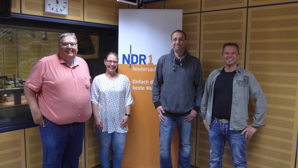 IG Oldtimertreffen Rethem bei NDR1 Radio Niedersachsen